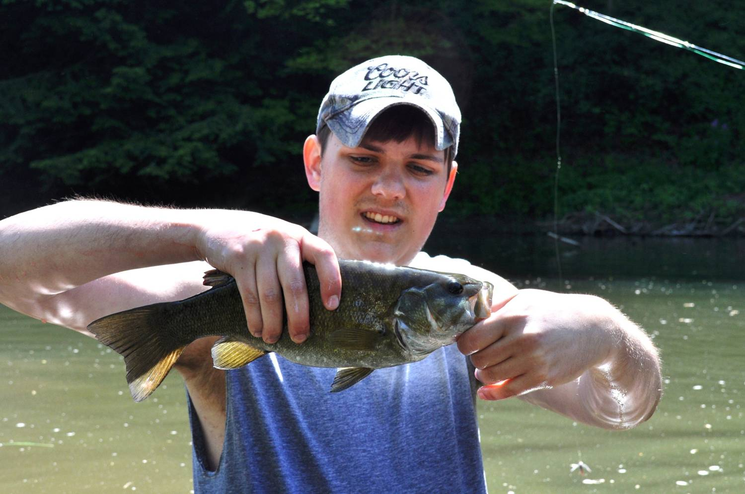 The flies that bind nature and education for Beaver creek fly fishing